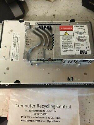 New Open Box Allen Bradley Panel View Plus 1000 Logic Module 2711p-t10c4d9