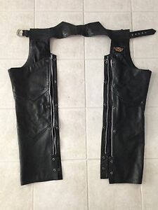 Women's Motorcycle Chaps