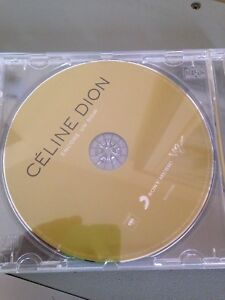 Cd Céline Dion