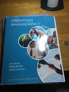 Operations management 1