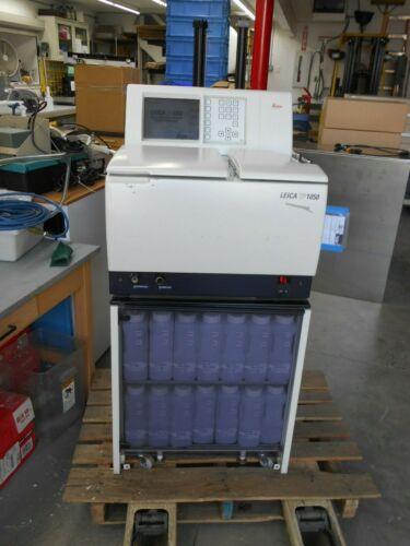 AUSTRALIAN BIOMEDICAL LEICA TP1050 AUTOMATED VACUUM TISSUE PROCESSOR
