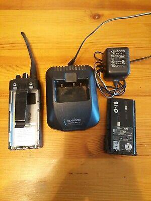 Kenwood Tk-360g-1 Ufm Fm Transceiver Alh29473110 Two Way Radio