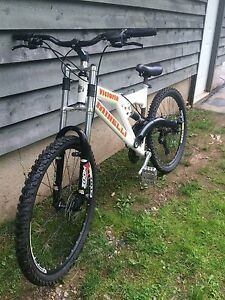 Great mountain bike