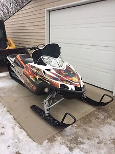 2010 M8 Arctic Cat