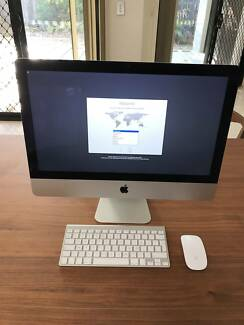 iMac 21 inch Late 2012 16GB RAM (Huge RAM Blazing Fast iMac)