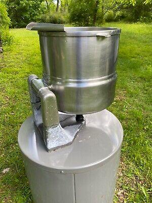 Groen Tdc2-20 Countertop Steam Tilting Kettle