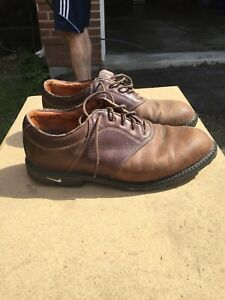 Nike golf shoes size 9W