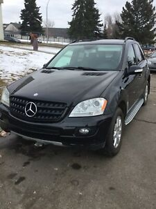 MERCEDES BENZ ML 350 4 MATIC  2006 MODEL FOR SALE