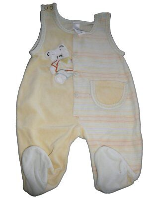 Baby Niedliche Mütze Gr 68 Creme Mit Eselmotiv ! Accessoires