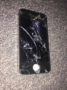 Smashed IPhone 4. Make Offers
