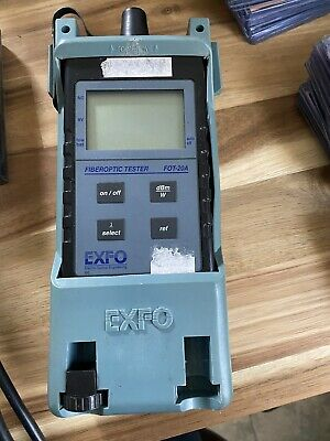 Exfo Fiberoptic Power Tester