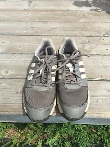 Men's Adidas golf shoes size 8