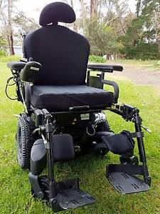 Electric Linds Quickie QM-710 Power Wheelchair Langwarrin South Frankston Area Preview