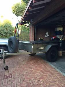 Trailer Off Road 5x7 with all the extras Lesmurdie Kalamunda Area Preview