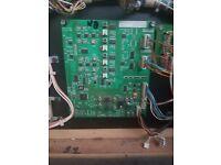 1 happ gun pcb board opto   ARCADE VIDEO GAME PART cf5-52