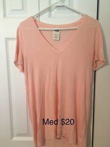 Pink clothing and lulu lemon top