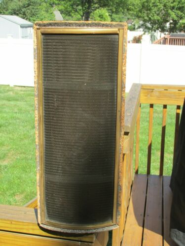 Wurlitzer Original  Remote Wall Speaker Model 5126  Tested and Working