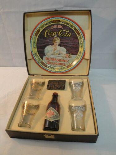 Rare Coca Cola Bottling Co 75th Anniversary Box Set 1902-1977