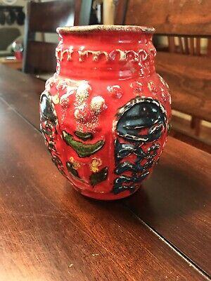 West Germany Decorative Vase