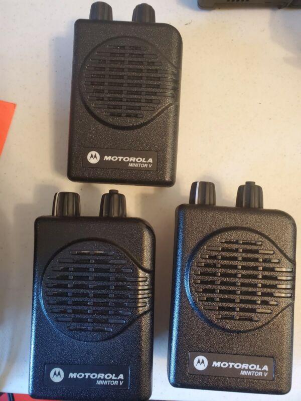 MOTOROLA MINITOR 5 UHF