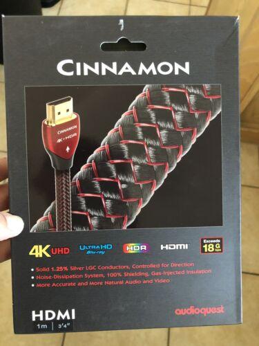 cinnamon black red hdmi cable