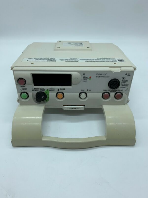 DATASCOPE DPD DEFIB UNIT ONLY