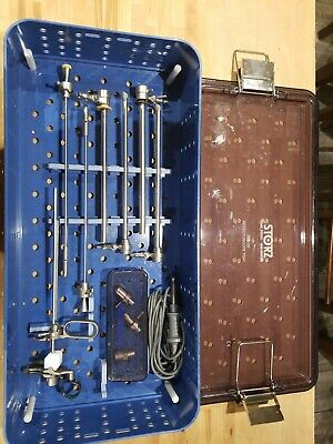 Karl Storz 27050e Resectoscope Set W More Urology 277kb 27040sm27040sl