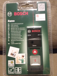 Bosch Zamo laser measure RRP $150 NEW  only   $100 0no Grafton Clarence Valley Preview