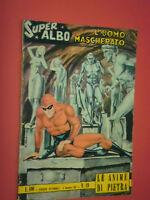 Super Albo Spada- Uomo Mascherato -n° 49 B -del 1963- Raro Lire 100- Superalbo -  - ebay.it