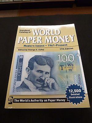 Standard Catalog of World Paper Money 17th Edition