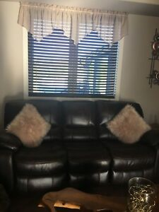Reclining Sofa and  Matching Reclining Chair