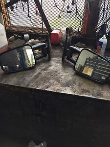 2000-2006 gmc tow mirrors