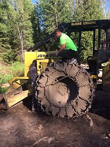 Looking for Forestry skidder 18 4 34 tires