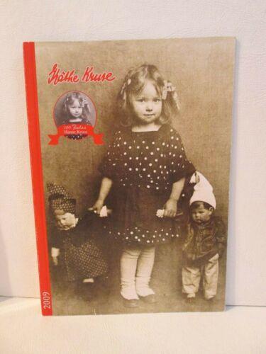 Kathe Kruse Doll Catalog 2009