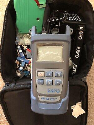 Exfo Fot-300 Optical Loss Test Set