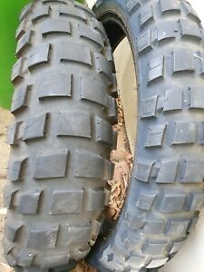 Tyres for Bmw r120gs and others.