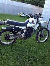 1986 XL250R VINTAGE VINDURO Hamilton Newcastle Area Preview