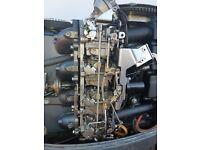Yamaha F50 50 4 stroke carburetors set