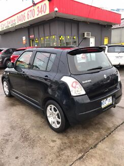 Suzuki Swift 2007 **** 4 cylinder 1.5 ¥CURRENT RWC & Rego¥ 4 NEW TYRES Dandenong Greater Dandenong Preview