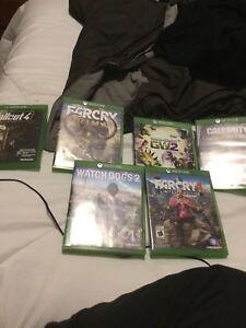 Kit de jeux Xbox one
