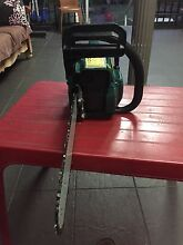 "Garden line chainsaw 2 stroke petrol 16""inch bar Campsie Canterbury Area Preview"