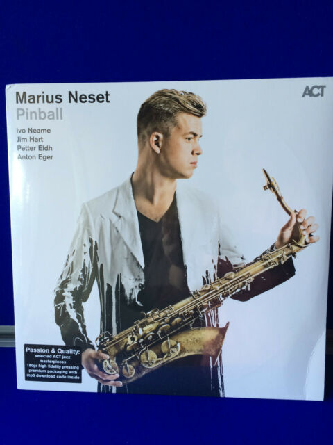 NEW Marius Neset Pinball Vinyl Jazz Music Record Act Company