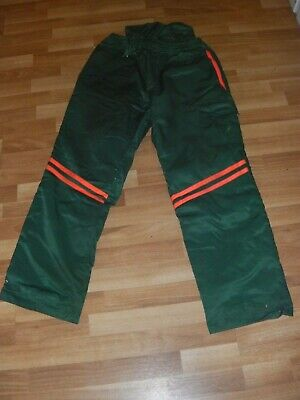 OREGON 108332L TYPE A FRONT PROTECTION CHAINSAW TROUSERS