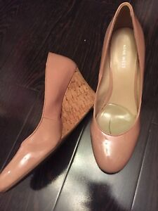 Pink Shoes - Nine West - Size 9
