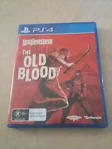 Wolfenstein the old blood PS4 Carramar Wanneroo Area Preview