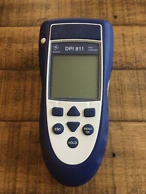 Druck Dpi 811812 Rtd Calibrator