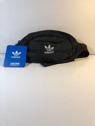 Adidas Originals Unisex National Black Adjustable Fanny Pack
