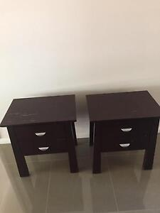 Bed side tables x2 Huntly Bendigo Surrounds Preview