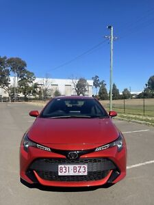 2019 Toyota Corolla Ascent Sport Continuous Variable 5d Hatchback
