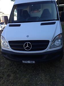 Mercedes sprinter 316 cdi 2012 LWB VAN Hoppers Crossing Wyndham Area Preview